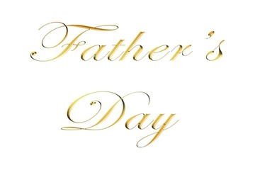 Father's Day_White background