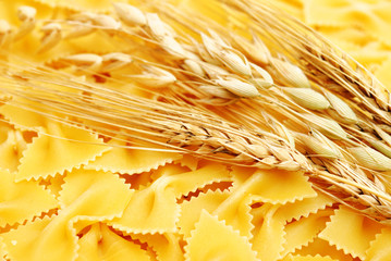 wheat and pasta
