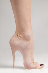 Obraz piede a spillo - fototapety do salonu