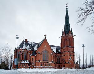 Umea City Church, Sweden
