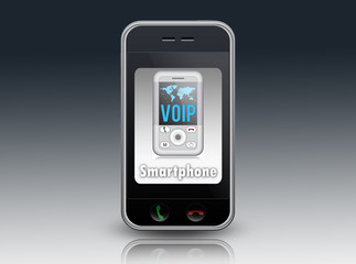 """Smartphone """"VOIP"""""""