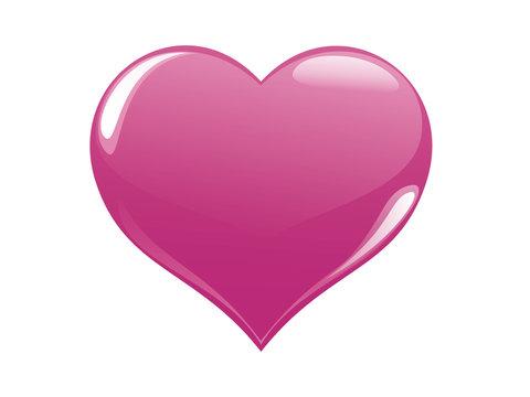 pink heart #1