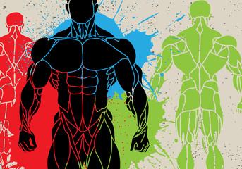 silny mężczyzna - 38203588