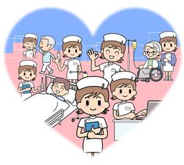 Heart-Nurse