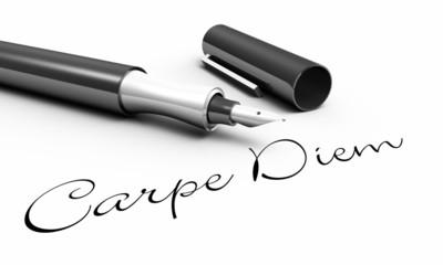 Carpe Diem - Stift Konzept