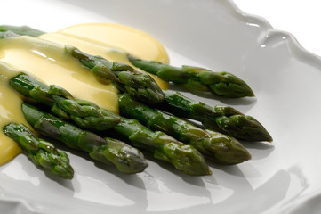 Asparagus Tips & Mayonnaise