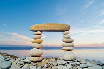 Oblong Stone