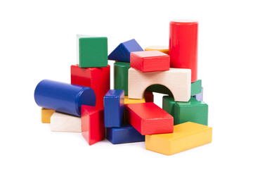Creative building game for kids.