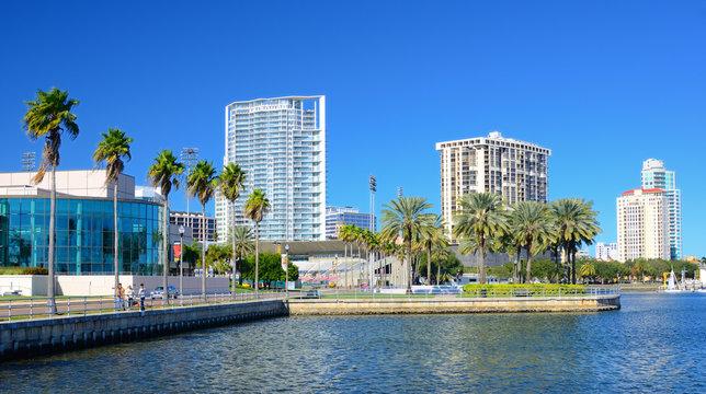 Downtown St. Pete, Florida