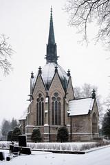 Juselius Mausoleum in Pori, Finland
