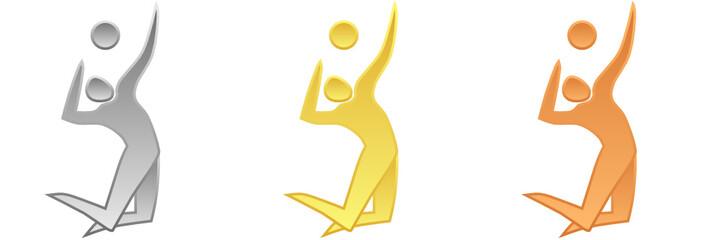 Juego en equipo - Voleibol, juegos olímpicos