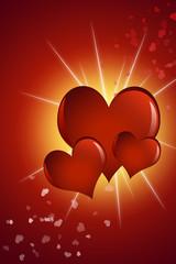 Valentin`s Day Card