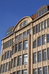 historisches Gebäude in Hamburg