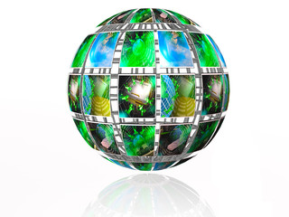 Picture sphere