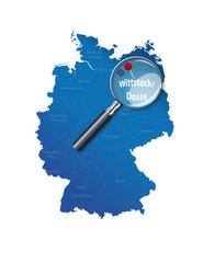 Wittstock/Dosse - Allemagne - Germany - Deutschland