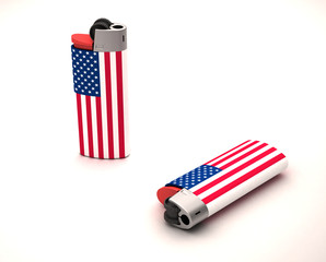 ZIPPO LIGHTER UNITED STATES OF AMERICA