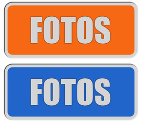 2 Sticker orange blau rel FOTOS