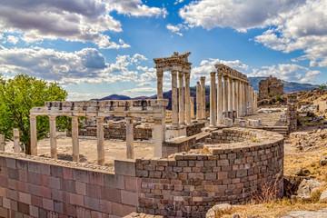 Printed kitchen splashbacks Turkey Pergamon