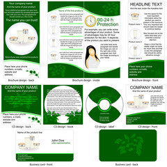 Cosmetic product stationary