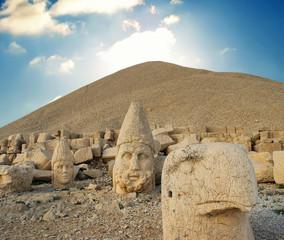 Nemrut Dagi in Turkey