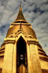 Thai Stupa in Grand Palace, Bangkok
