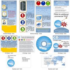Web stationary