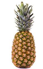 pineapple on white