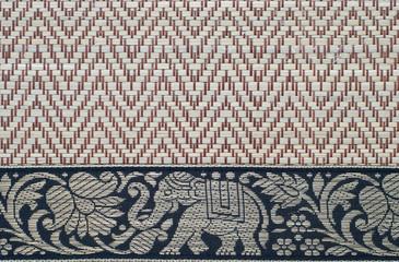 Thai style mat