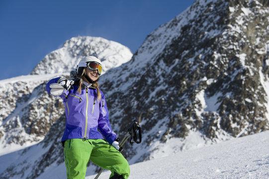 Ski und Schneevergnügen