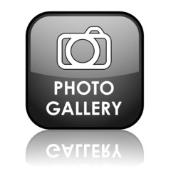 PHOTO GALLERY Web Button (pictures view portfolio camera art)