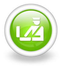 "Light Green Icon ""Customs Symbol"""