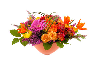 Custom Floral Arrangement for weddings, home gardening, gifts