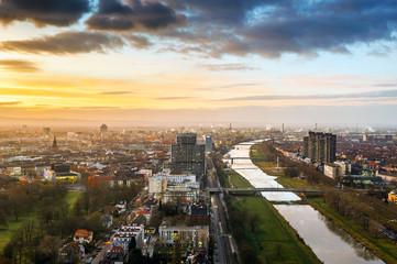 Mannheim panorama