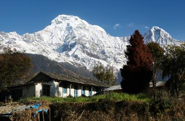 Himalaya village - Nepal