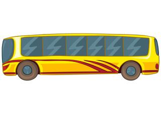Cartoon Bus