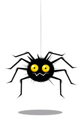 Funny spider