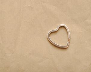 pendant shape of heart