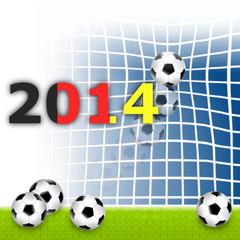 2014 Fußball