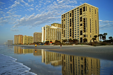 Hotels on the Beach
