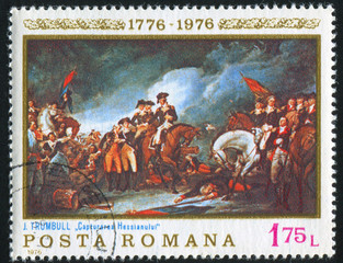 The Capture of the Hessians