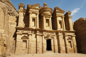 The Monastery, Petra's most imposing monument