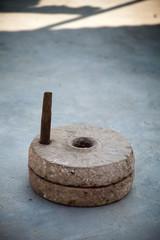 Indian millstone