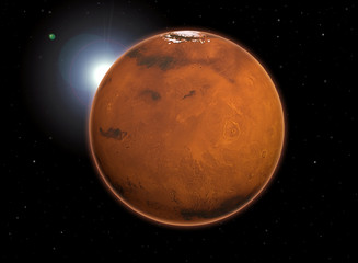 Mars - Red Planet