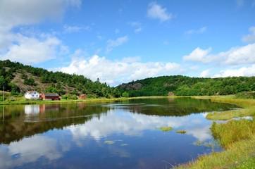 Swedish lake