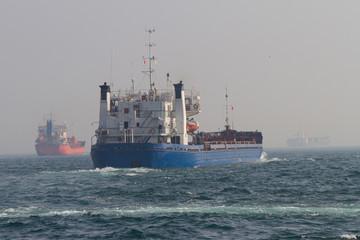 Tanker Ship