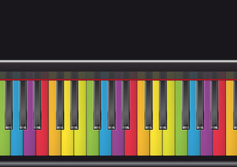 PIANO_Arc en ciel