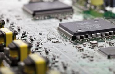 Microchip IT Bauteil