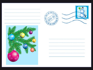 Winter envelope