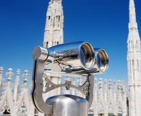Milan Binoculars