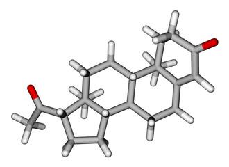 Sex hormone progesterone